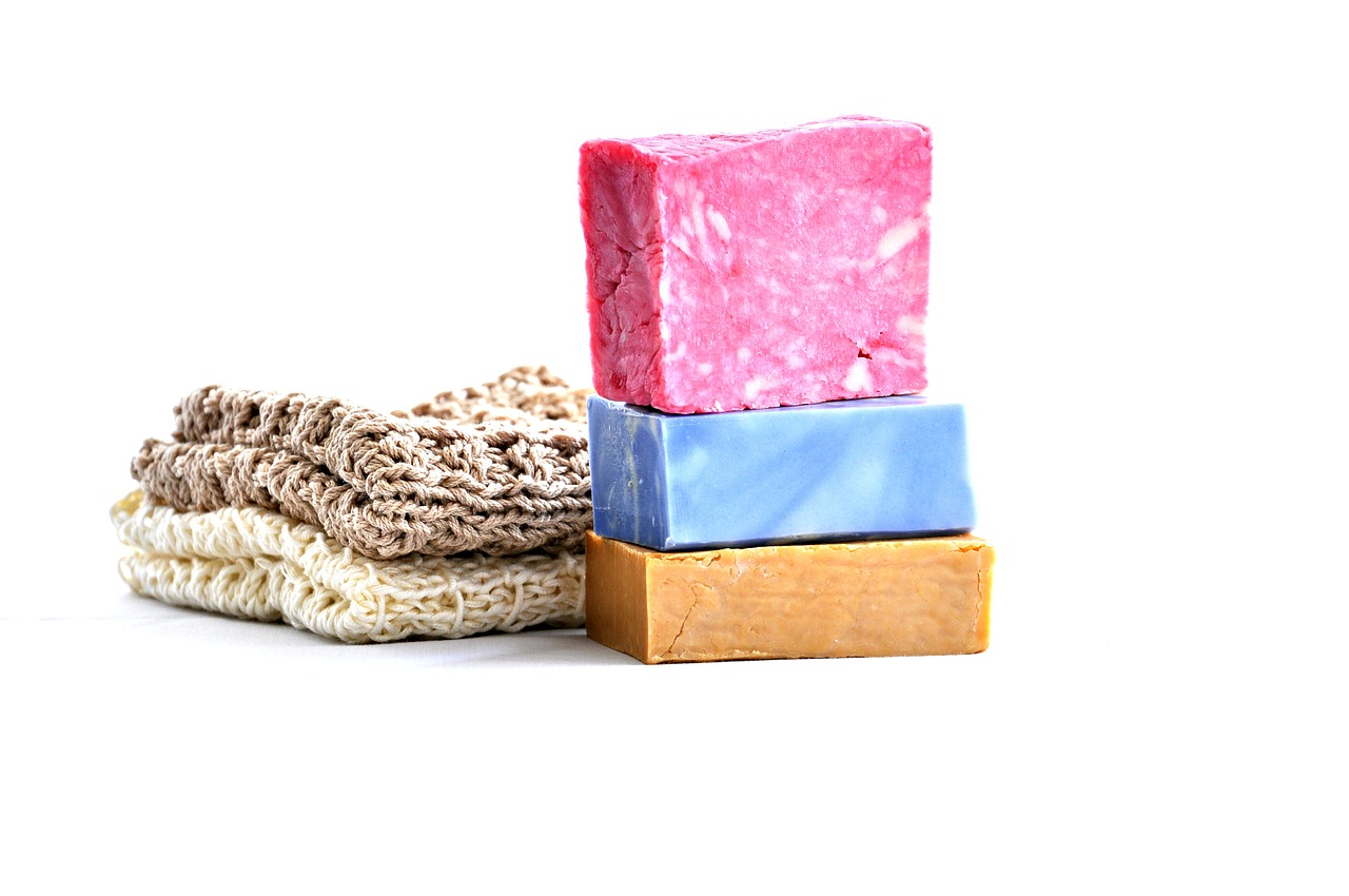 luxury homemade soap