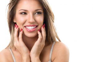 healthy teeth color
