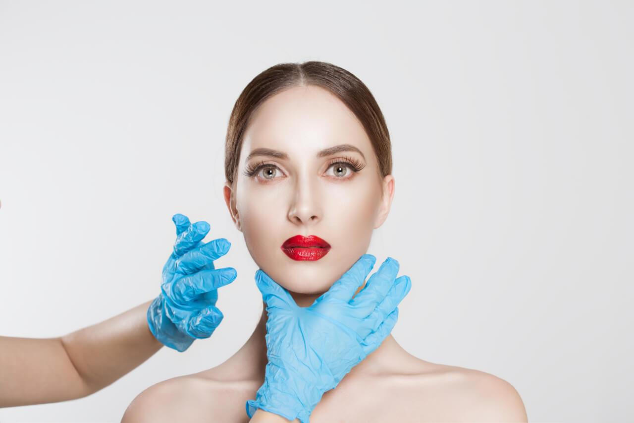 chin reduction plastic surgery