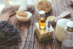 natural soap essential oils