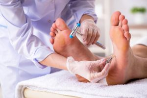 what does a podiatrist do