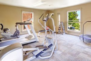 at home gym equipmernt